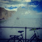 Cycling at Seaford