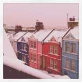 Kemptown in Winter
